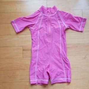 5/$20 LL Bean Rashguard Body Suit